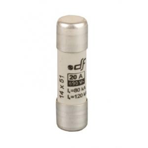 Cartouche cylindrique industrielles - Type gG - 14x51mm - sans percuteur - 32A