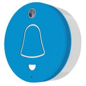 Link blue – sonnette sans fil connectée bleu