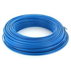 Cable HO7V-U 1,5 mm2 Bleu C100m (Prix au m)