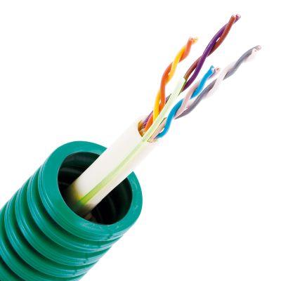 Gaine préfilée - ADSL 298 Grade 1 - ICTA 3422 - Diam 20mm - C100m (prix au mètre)