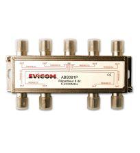 Répartiteur TV ULB 5-2300 MHz 8 sorties