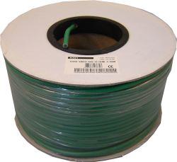 Cable coaxial KX6 vidéo vert C100m (Prix au m)