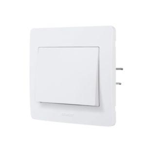 Diam 2 Debflex bouton poussoir blanc