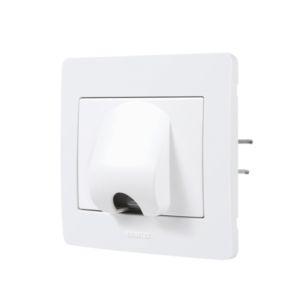 Diam 2 Debflex sortie de cable blanc
