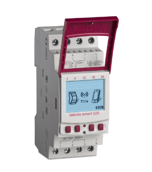 Horloge modulaire numérique Grasslin Talento Smart S25