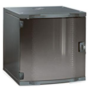Coffret pivotant LCS2 19'' - IP20-IK08 - 12 U - 600x600x600 mm