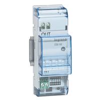 BTicino F521 MyHome/_Up Centrale Modulaire de Gestion des Charges et D/élestage 1 Module