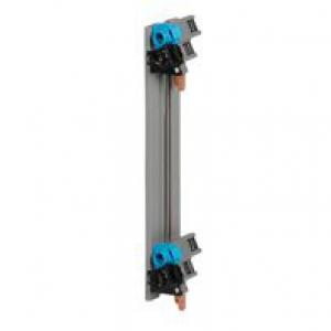 Peigne vertical VX³ - entraxe 125 mm - pour coffret 2 rangées