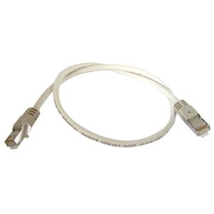 Cordon de brassage RJ45/RJ45 - FTP - Grade 2 - Cat 6 - Michaud
