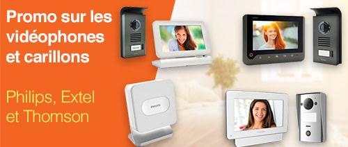 Promotion videophones Extel