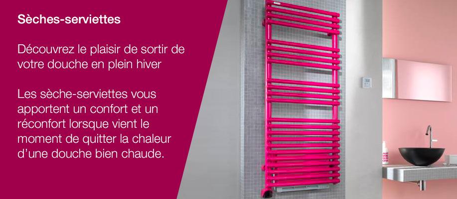 Sèche-serviettes