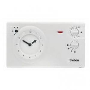 Thermostat Ambiance Programmable Ramsès 784 2 3fils 24H / 7J