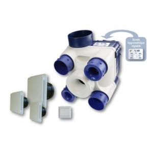 Kit VMC Autoréglable DECO DHU K A Sonde Hygrométrique