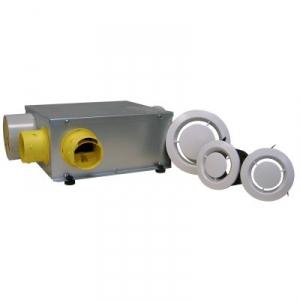 Kit VMC autoréglable ultra-plat MICROGEM ST K