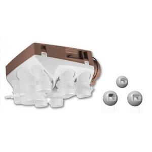 Kit VMC Hygroréglable Série Ozeo Ecowatt KHB T3/7 M