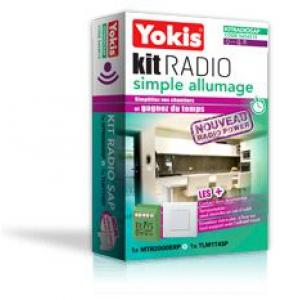 Yokis Kit Radio Simple Allumage Gamme Radio Power (5454515)