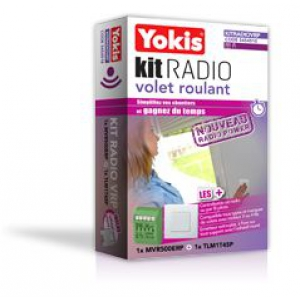 Yokis Kit Radio Volet Roulant Gamme Radio Power (5454518)