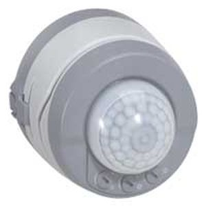 Détecteur de mouvement 360° Prog Plexo complet saillie gris