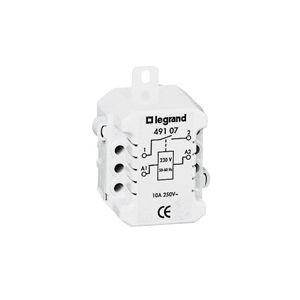 Legrand 049107 Telerupteur 1p 10 Ax 250 V Intensite Absorbee 0 06 A